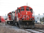 CN #559 on the Torbram Industrial Lead